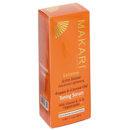 Makari Extreme Advanced Lightening Carrot & Argan Oil Toning Serum