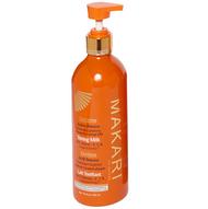 Makari Extreme Advanced Lightening Carrot & Argan Oil Toning Milk - W/ Vitamin-E, C & Organiclarine - 500ml