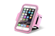 """Sport Armband Case Waterproof Adjustable Running GYM Bag For Apple iPhone 6 plus 5.5"""" Mobile Phone Sweat Proof with Key Holder"""