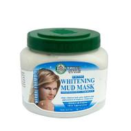 Hollywood Style Facial Whitening Mud Mask - Professional Formula - Large 20oz Jar