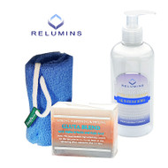 Best Whitening Combination for Body Whitening, Exfoliate Dry & Damaged Skin