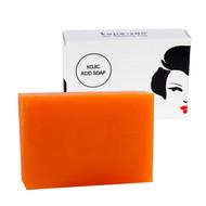 KOJISANSOAPX2-65 Kojie San Skin Lightening Kojic Acid Soap- 65g single bar