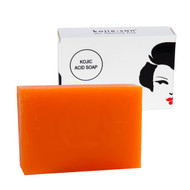 KOJISANSOAPX2-65 Kojie San Skin Lightening Kojic Acid Soap- 135g single bar