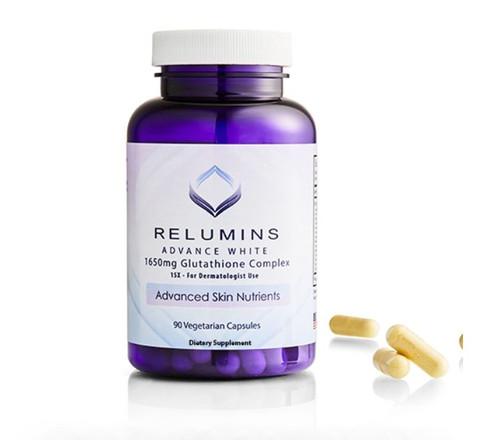 Relumins Advance White 1650mg 15x Glutathione Complex – For Dermatologist Use