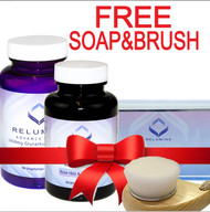 Special Offer !! SAVE $$$!!!!! FREE Soap and Facial Brush - Limited Quantity !!