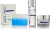 Relumins Advance White Lightening Facial Kit - Premium Cream, Intensive Repair Toner