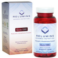 Relumins Advanced Nutrition 1000 Glutathione Complex