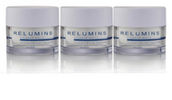 Authentic Relumins Underarm & Inner Thigh Cream - Made For Hard To Whiten Areas (Pack of 3 Jars )