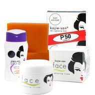 Skin Lightening Beauty body soap, Face Lightening kojie cream