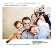 Bluetooth Classic Selfie Stick, Latest Style Mini Selfie Stick