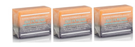 Premium Maximum Whitening/Peeling Soap w/ Glutathione, Arbutin, and Kojic acid  (Pack of 3)