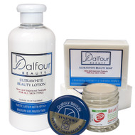 Dalfour beauty Whitening Set