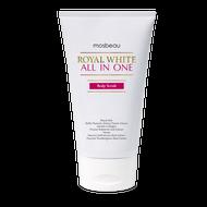 Mosbeau Royal White All-In-One Body Skin Beauty Scrub 300g