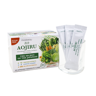 Mosbeau Aojiru - 30Sachets/6g  - the Healthy and Beauty Supplement for You and Your Family!