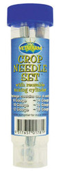 Vetafarm Crop Needle Set