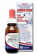Avitrol Plus Bird Wormer 25ml