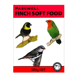 Passwell Finch Soft Food 500g
