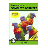 Passwell Complete Lorikeet Dry 1kg