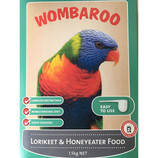 Wombaroo Lorikeet & Honeyeater Food 1.5kg
