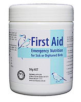 Wombaroo First Aid For Birds 50g