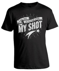 I Am Not Throwing Away My Shot Unisex T-Shirt