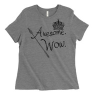 Awesome Wow Women's Tee