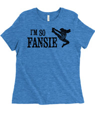 Newsies Fansies Women's Triblend T-Shirt