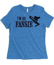 Newsies Fansies Women's Triblend T-Shirt