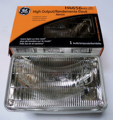 Headlamp - High Output Halogen Low Beam