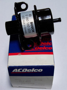 Fuel Pressure Regulator - 25519368 - ACDelco