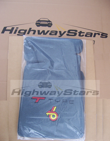 T-Type Buick GM Licensed Floor mats with turbo 6 and T-type available from Highway Stars
