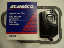 Filter - Transmission Oil filter with gasket - ACDelco