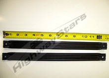 Door Pull Straps- Black (1 pair)