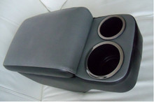 Grand National Center armrest console with cup holders 2 tone available through Highway Stars