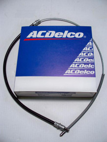 Cable - Parking Brake - Front - ACDelco