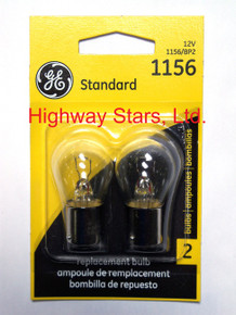 Bulbs - Reverse lamps GE 1156