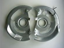 Brake Splash Shields - Front Brakes