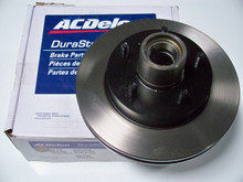 Brake Rotor Assembly - ACDelco Professional Durastop OE