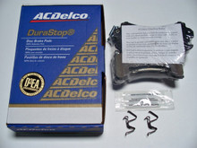 Brake Pads - Ceramic - ACDelco
