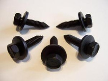 Bolts - Radiator Hold Down Bolts (set of 5)