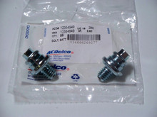 Bolts - Side Terminal Battery Bolts (pair of 2) ACDelco