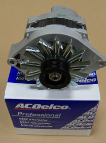 Genuine AC Delco Alternator for 1986-1987 Vin 7 Buick Grand National, Turbo Regal, 1987 GNX and 1989 Vin 7 Turbo Trans Ams. sku # 1226 available through Highway Stars