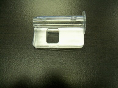 Tightening sleeve for passenger side visor with lit vanity mirror on Turbo Regal Grand National