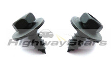 Screws - Deflector (Air Dam) Mounting - GM# 11509371 - Pair of 2