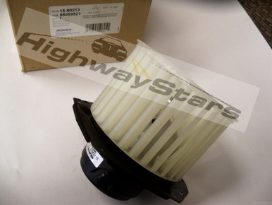 Cooling fan for Buick Grand National with C60 manual AC  AC Delco 88959521