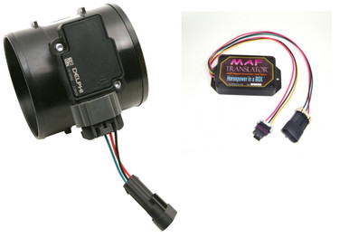 Mass Air Flow Sensor LS1 style  3 1/2 inch with MAF translator  for 1986 1987 Turbo Regal Grand National