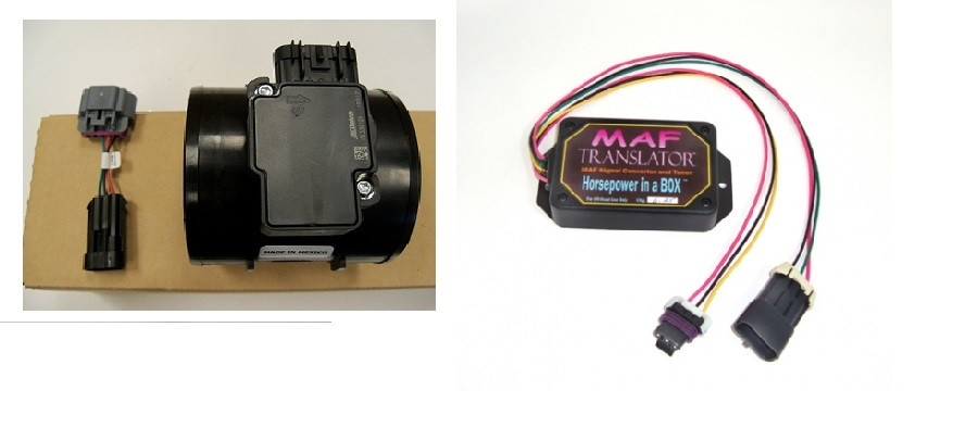 3 Inch Mass Airflow Sensor With Maf Translator For Turbo Buick Grand National Available Through Highway Stars