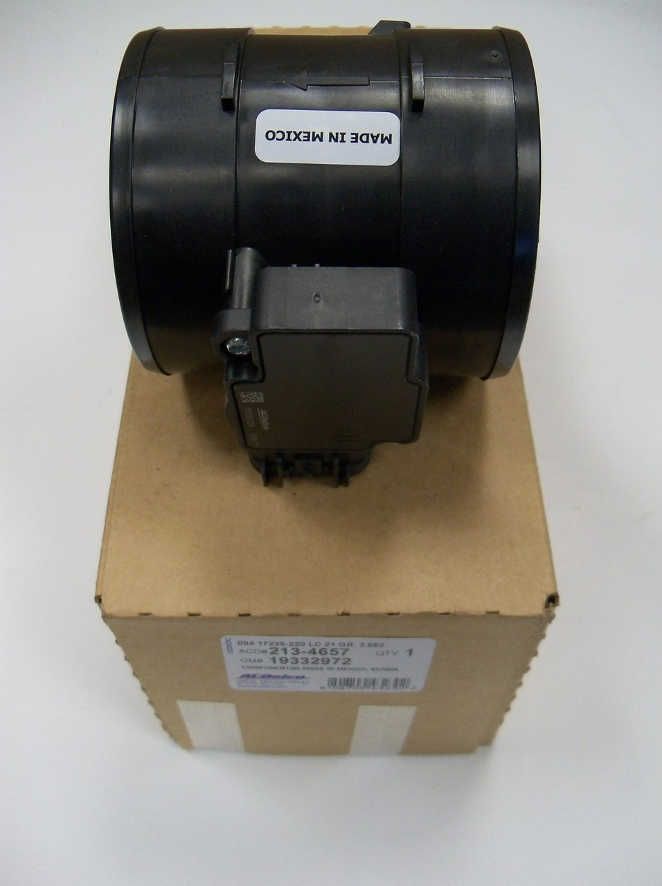 Mass Air Flow Sensor Ls1 Style Turbo Buick Grand National Available Through Highway Stars