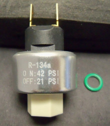 AC Pressure Cycling Switch for R-134a
