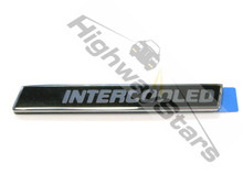 "Badge - 1986-1987 ""Intercooled"" - GM# 25526372 LGM"
